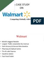 Case Study on Walmart