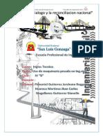Maquinaria Pesada Usada en La Ingeniería Civil