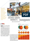 Skewed Urban Markets