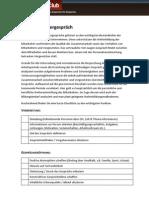 Das Mitarbeitergespräch - die Checkliste