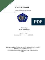 laporan kasus PJB