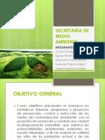 Secretaria de medio ambiente Santa Cruz