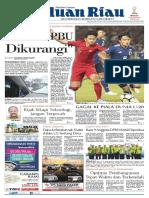 Haluan Riau, Senin 29 Oktober  2018