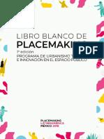 Libro Blanco de Placemaking 2018