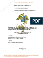 León Iparraguirre, Giovany Eliana, Pereda Arana, Patrick Andree