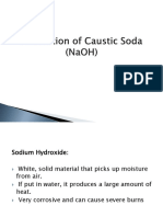 Caustic Soda (NaOH)