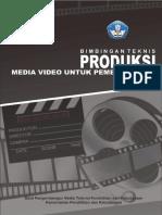 Modul Produksi Media Video Pembelajaran