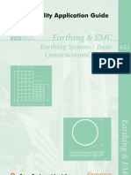 Earthing Systems - Basic Constructional Aspects