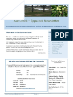 Axe Creek Eppalock New Issue 61
