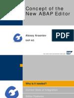 ABAP New Debugger