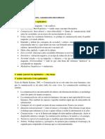 Clases Pueblo Mapuche