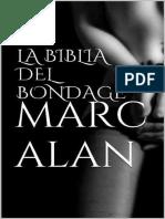 LA BIBLIA DEL BONDAGE (Spanish - MARC ALAN.epub