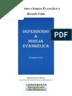 Ricardo Cotta - Defendendo a igreja evangélica 40-1.pdf
