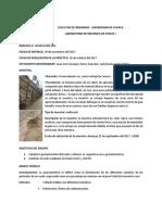Informe 3 Clasificacion Suelo