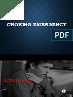 Choking Management