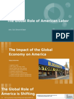 global role of american labor