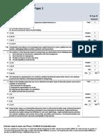 English HKSI LE Paper 2 Pass Paper Question Bank (QB)