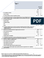 English HKSI LE Paper 7 Pass Paper Question Bank (QB)