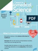 Careers in Biomedical Science
