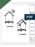 Potongan Rumah 4 x 10