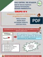 Exposicion Tecnologia Farmaceutica Grupo 3