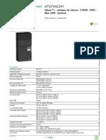 Altivar 71 (Remplacé Par Altivar Process ATV900)_ATV71HC31Y