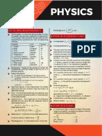 IIT JEE Formula Book