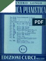 Alessandro Longo - Tecnica Pianistica 1A