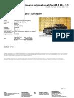 18g0696 Mercedes-benz Maybach 650 Cabrio