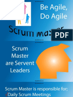 Scrum Role Scrum Master