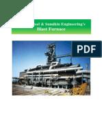 Nippon Steel & Sumikin Engineering's Blast Furnace