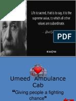 Umeed Ambulance Project (1)