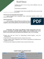 Studi Kasus Audit PDE