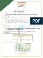 Punjab Examination Commission PEC 8th Class Mathematics Unit 5.1 Notes