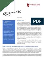 Rendimento Fondi Aprile 2018