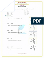 Punjab Examination Commission PEC 8th Class Mathematics Unit 6.4 Notes
