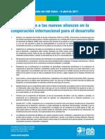 Comité de Ayuda Al Desarrollo (CAD) de La OCDE,