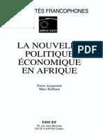 La Nouvelle Politique Economique en Afrique