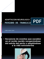 Adaptacion Neur