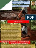 produccion in vitro de plantas de castaña