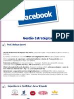 Palestra Gestão Estrategica Do Facebook