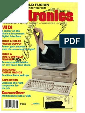 Radio_Electronics_August_1989 pdf   Philips   Videocassette