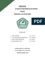 Tugas Makalah Material Requirement Plann