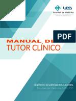 Manual del Tutor Clínico