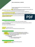 Revisão Processo Penal PDF