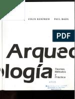 Dónde, Prospección y Excavación de Yacimientos y Estructuras renfrew cap 3.pdf