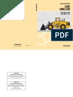 Manual de Operador L150E, L180E, L220E