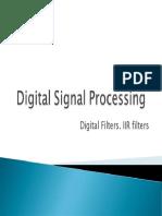 5-Digital Filters - IIR