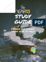 Year13 Study Guide