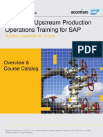 Accenture UPO Training Course Catalog Dates